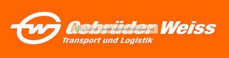 Gebrüder Weiss szállítás